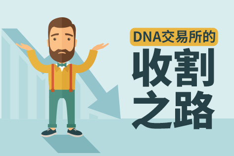 DNA交易所的收割之路