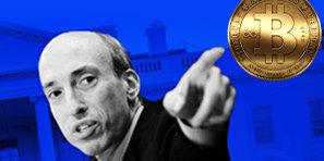 美SEC主席要求国会授予额外权力以全面监管加密货币